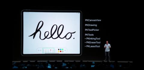 PencilKit WWDC 2019 02