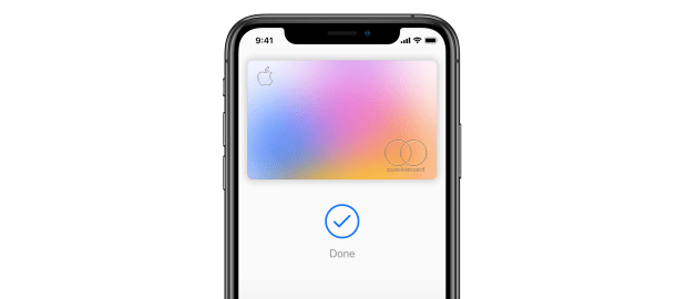 apple card security