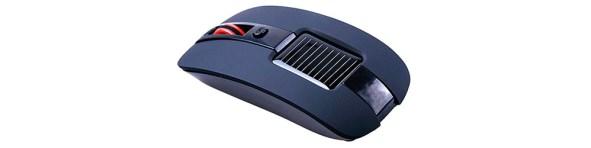 Мышь на солнечной батарее
