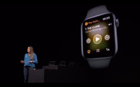 watchOS 6 WWDC 1