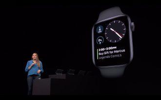 watchOS 6 WWDC 2