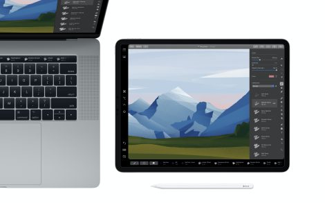 Pixelmator Pro 1.5 – 2. macOS Catalina and Sidecar