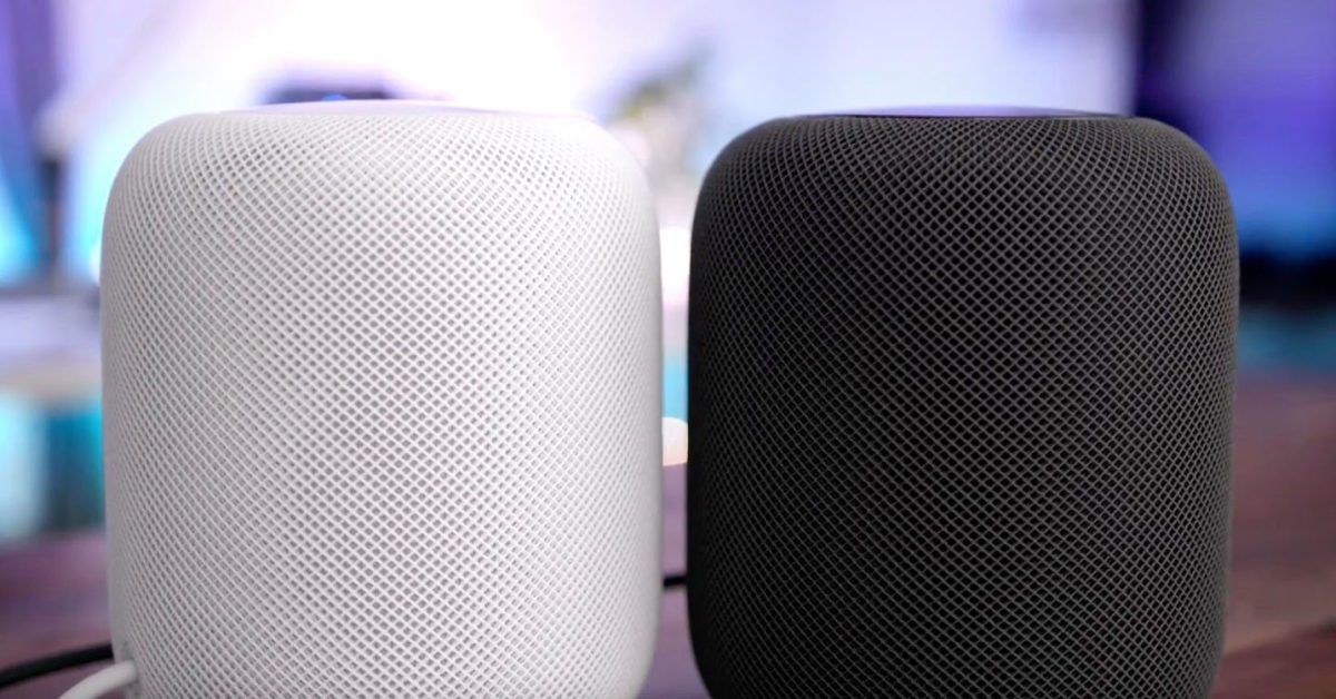 photo of HomePod still available nearly one month after being discontinued image