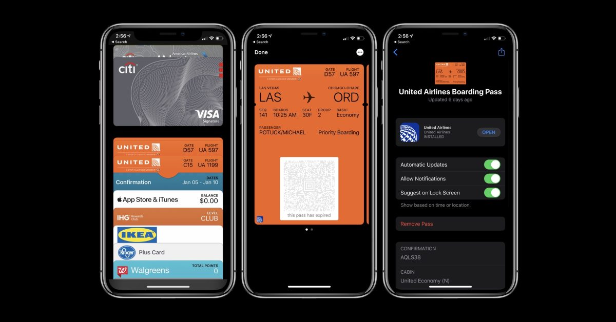 How to organize and delete Apple Pay cards and passes - 9to5Mac