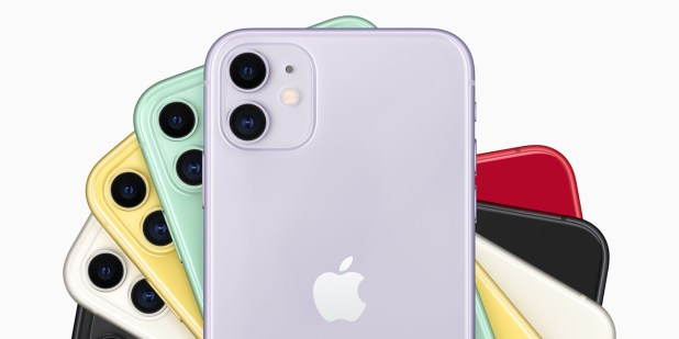 iPhone: iPhone 11 sees iOS market share up worldwide