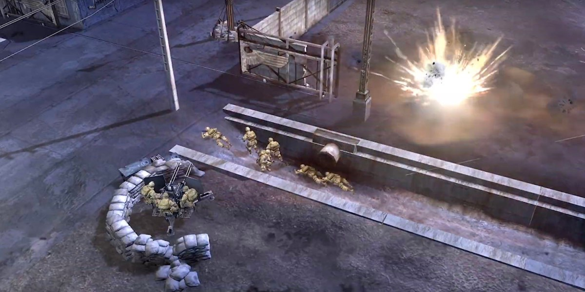 Super classic game Company of Heroes officially set foot on mobile