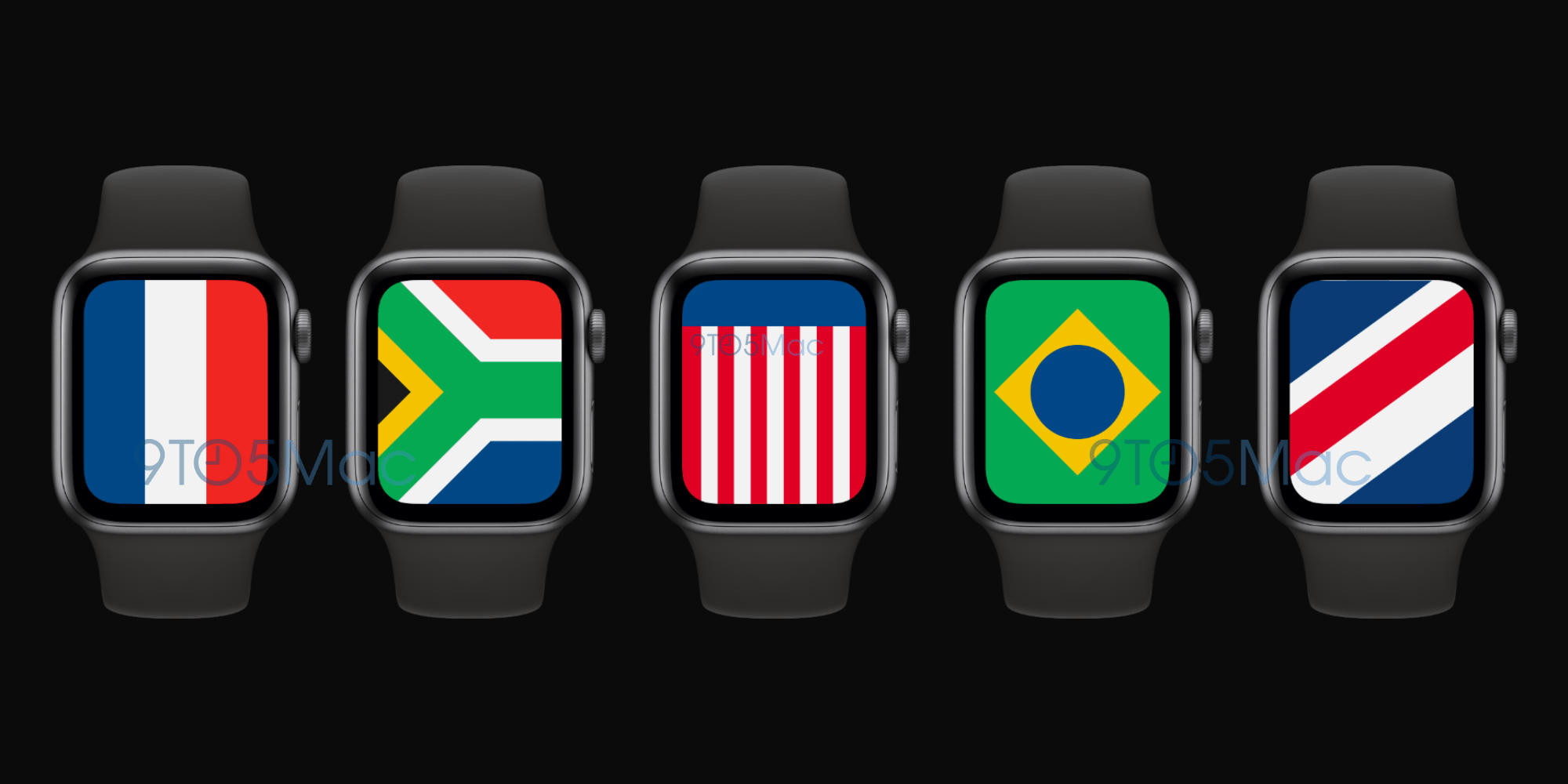 All the new watch faces in watchOS 7 and Apple Watch Series