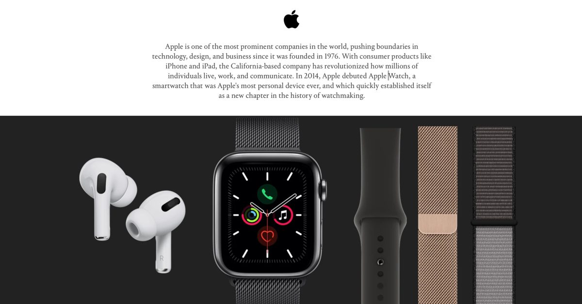 Hodinkee teams up with Apple to become authorized retailer for Apple Watch Series 5 and accessories - 9to5Mac