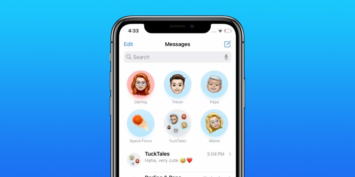 iOS 14 How to pin text messages on iPhone