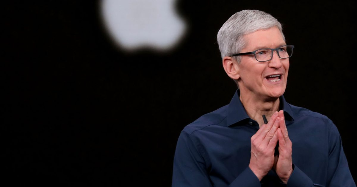 photo of AAPL shareholders meeting recap: Tim Cook talks COVID-19, App Store regulation, and more image