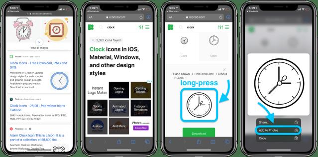 How to create iOS 14 aesthetic iPhone walkthrough 1