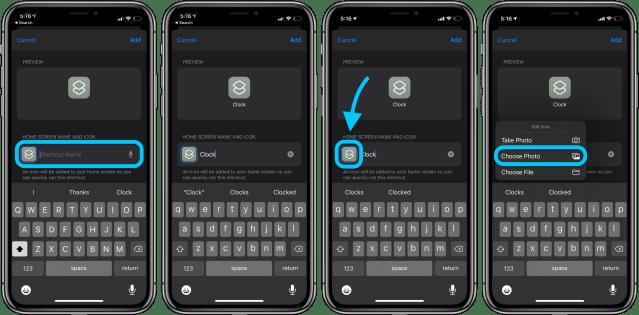 How to create iOS 14 aesthetic iPhone walkthrough 4
