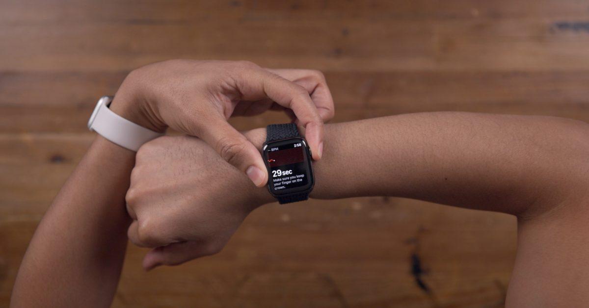 watchOS 7.4 adds Apple Watch ECG feature to Australia and Vietnam