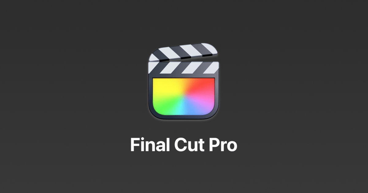 Apple releases updates for Final Cut Pro, iMovie, Motion, and Compressor for Mac - 9to5Mac