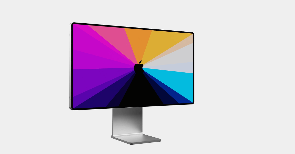 This concept shows how Apple could transform the Pro Display XDR into an iMac Pro - 9to5Mac