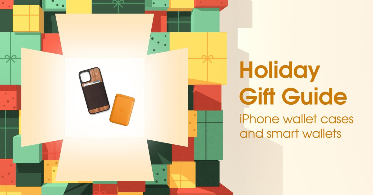 iPhone wallet gift guide: Great options everyone - 9to5Mac