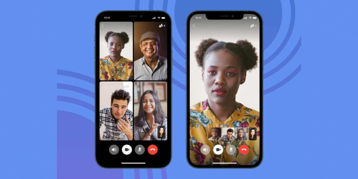 Encrypted group video calls in Signal app