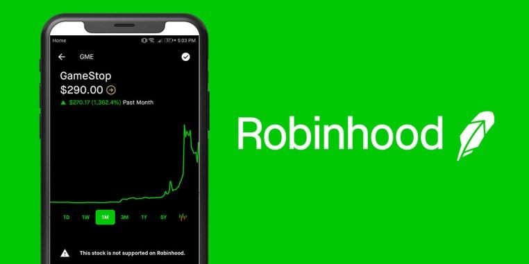 Image result for robinhood