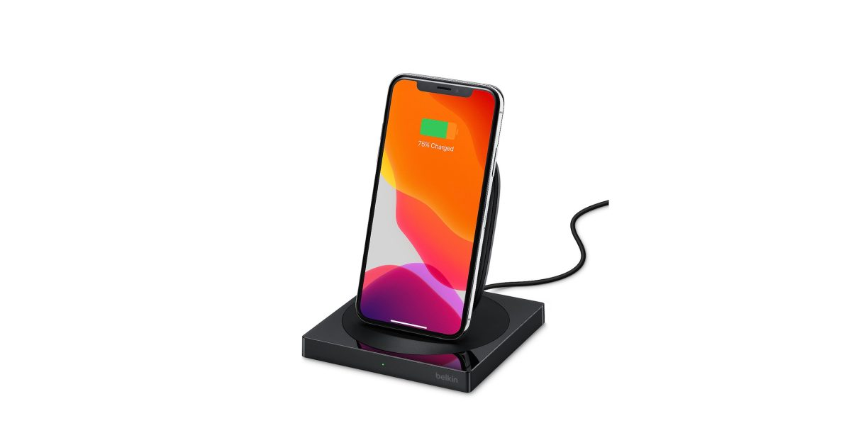photo of Belkin issues recall for 2-in-1 wireless charger sold by Apple over fire hazards image
