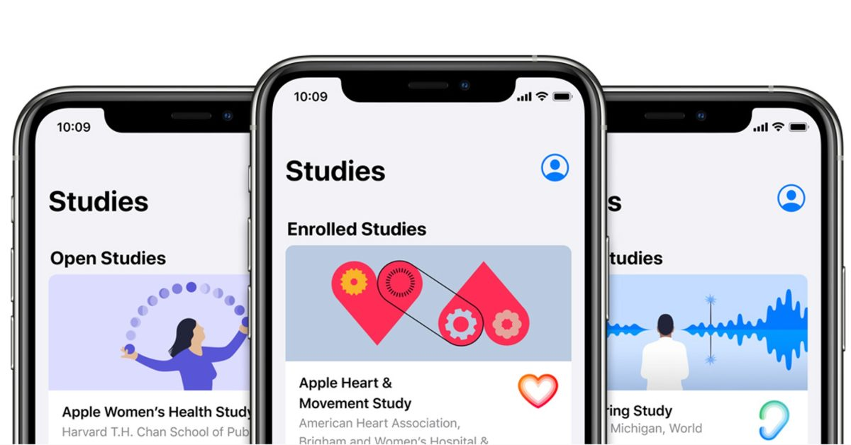Apple and Biogen announce new research study to investigate how Apple Watch can detect declines in cognitive health - 9to5Mac