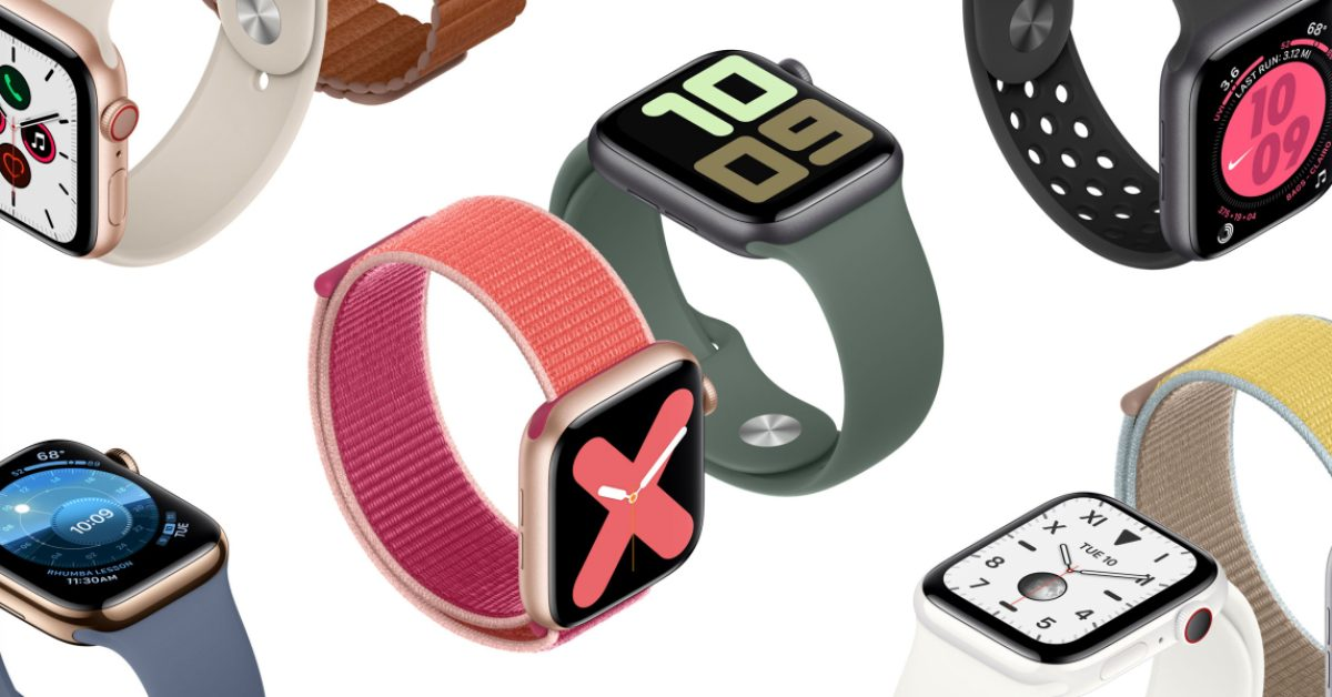Monday's best deals: Save $300 on Apple Watch Series 5, iPad Pro $100 off, more