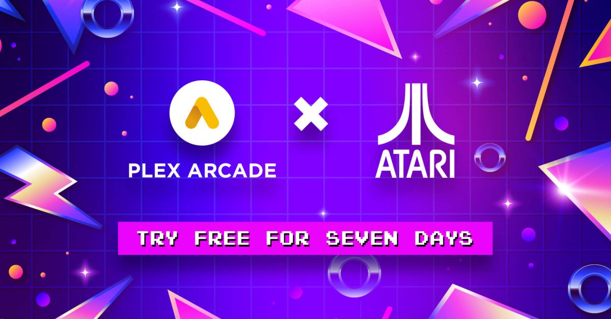 Plex Arcade launches to let users curate and play ROM games and Atari classics on iPhone, Apple TV - 9to5Mac