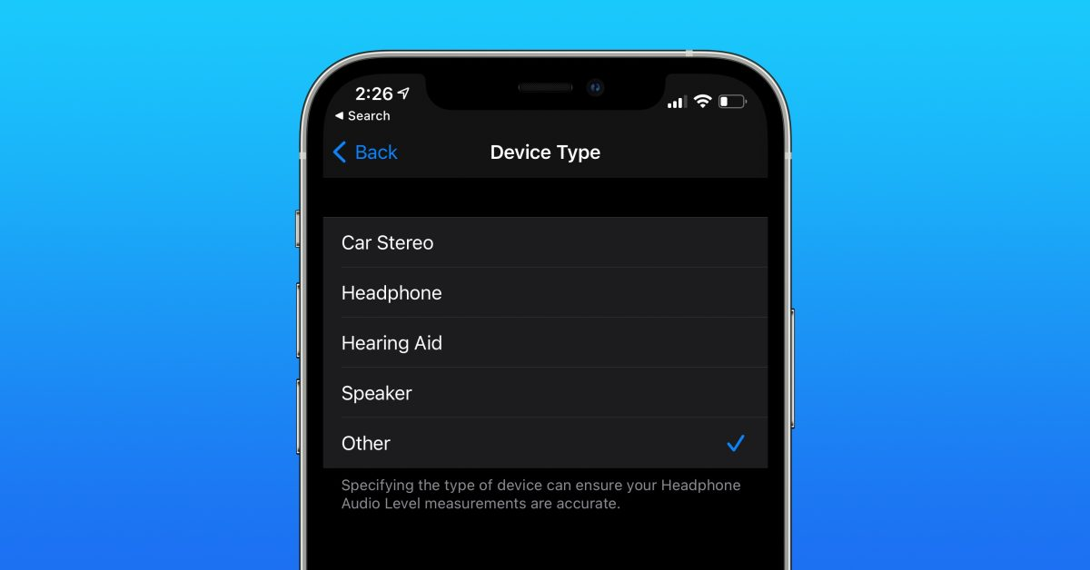 photo of iOS 14.4: How to label Bluetooth devices as a speaker, headphones, hearing aids, more image