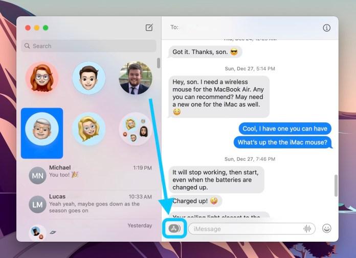 How to make Memoji on Mac with Big Sur walkthrough 1