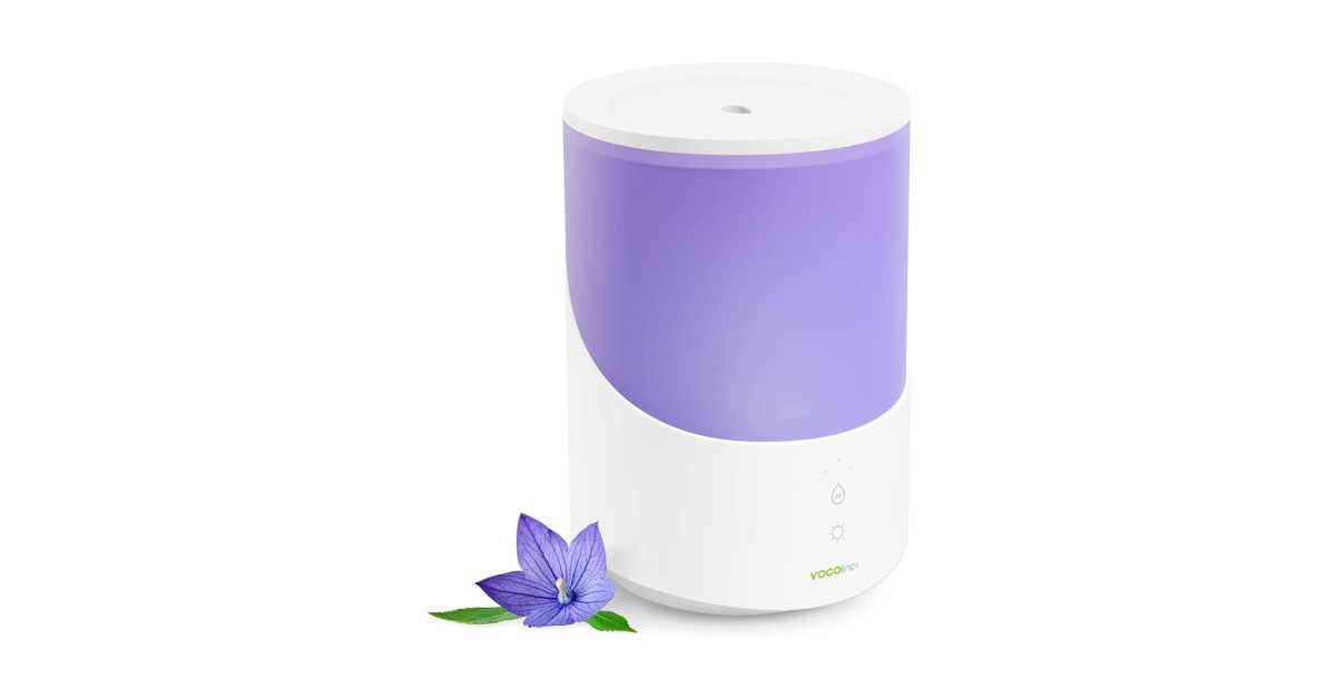 photo of VOCOlinc's new Cool Mist humidifier with HomeKit support now available in the US image