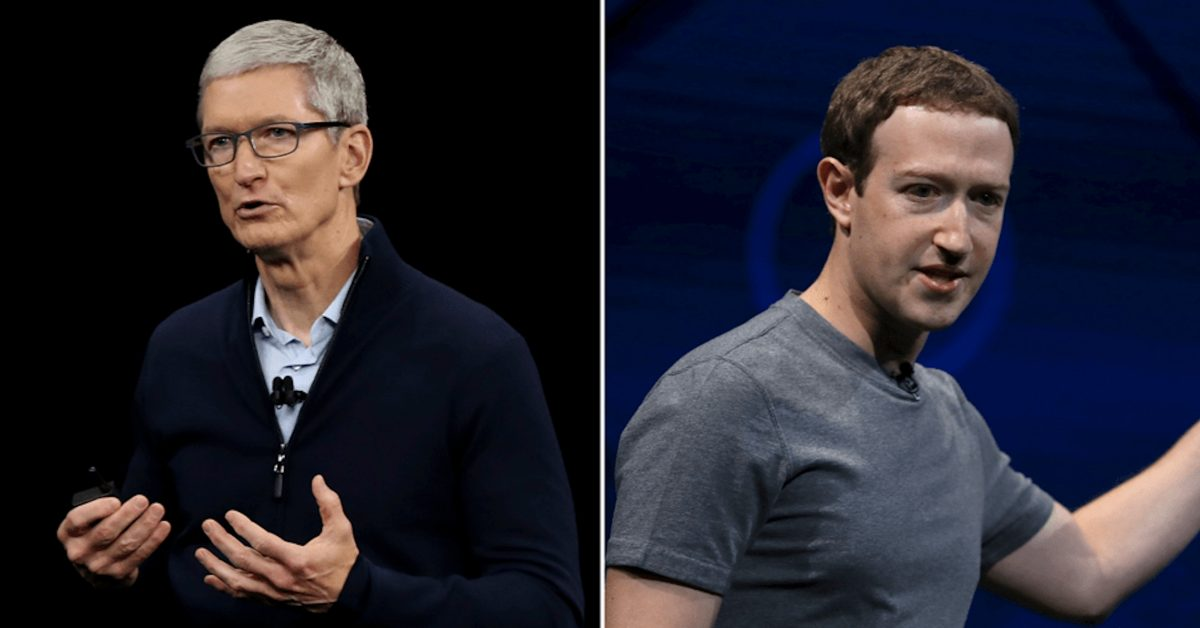 NYTimes details how Apple's privacy focus drove a wedge between Tim Cook and Mark Zuckerberg – 9to5Mac