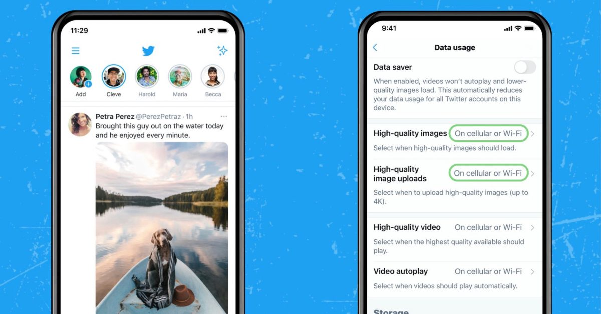 photo of Twitter for iOS launches 4K image support to everybody image