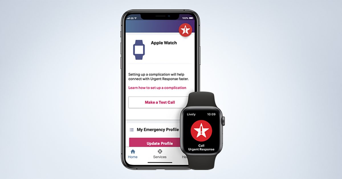 Best Buy using Apple Watch as basis for new 'Lively' health and safety service - 9to5Mac