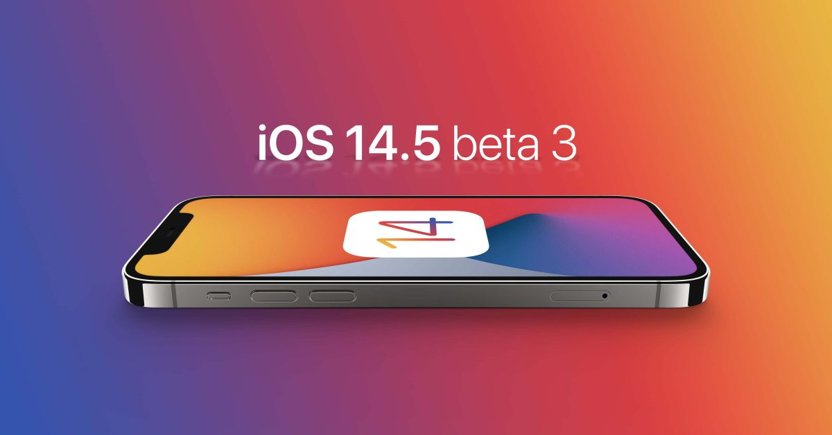[Update: Pulled] iOS 14.5 beta 3 now available to developers with Music app changes and more