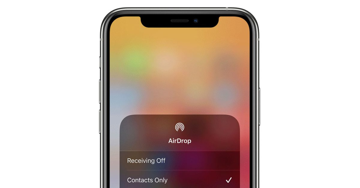 AirDrop flaw exposes your phone number and email address - 9to5Mac