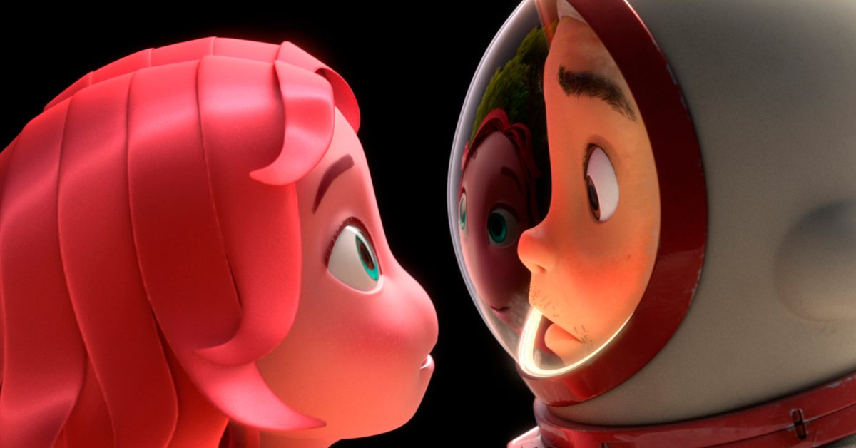 photo of Apple and Skydance Animation announce 'Blush' short film coming to TV+ image