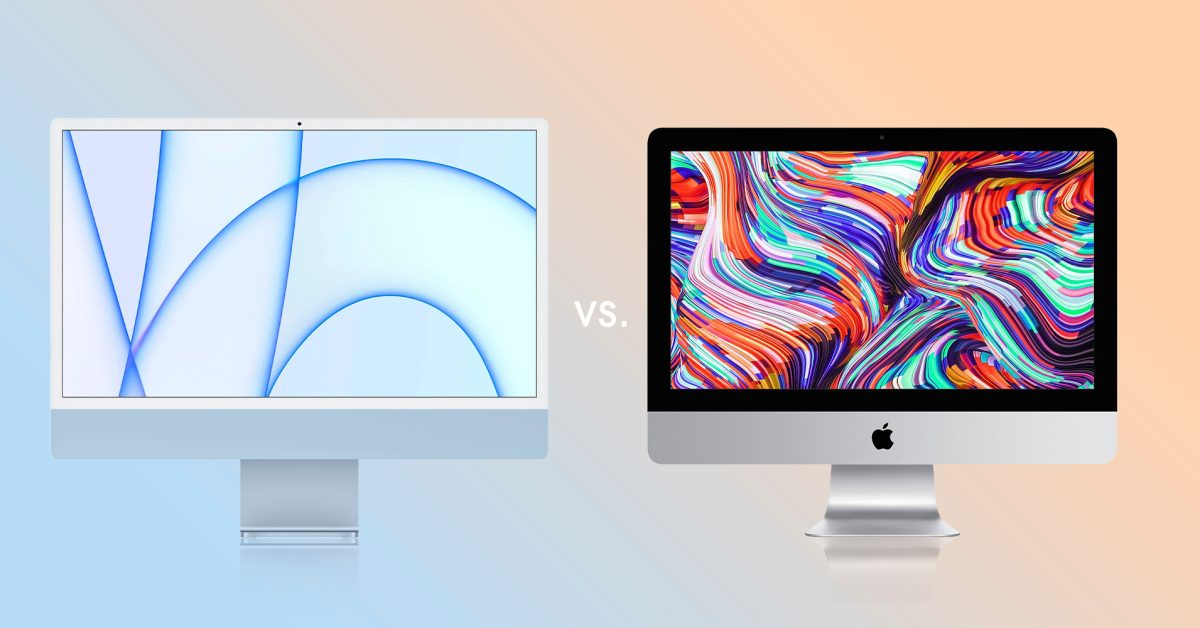 New M1 iMac vs Intel: Specs, features, price, more - 9to5Mac