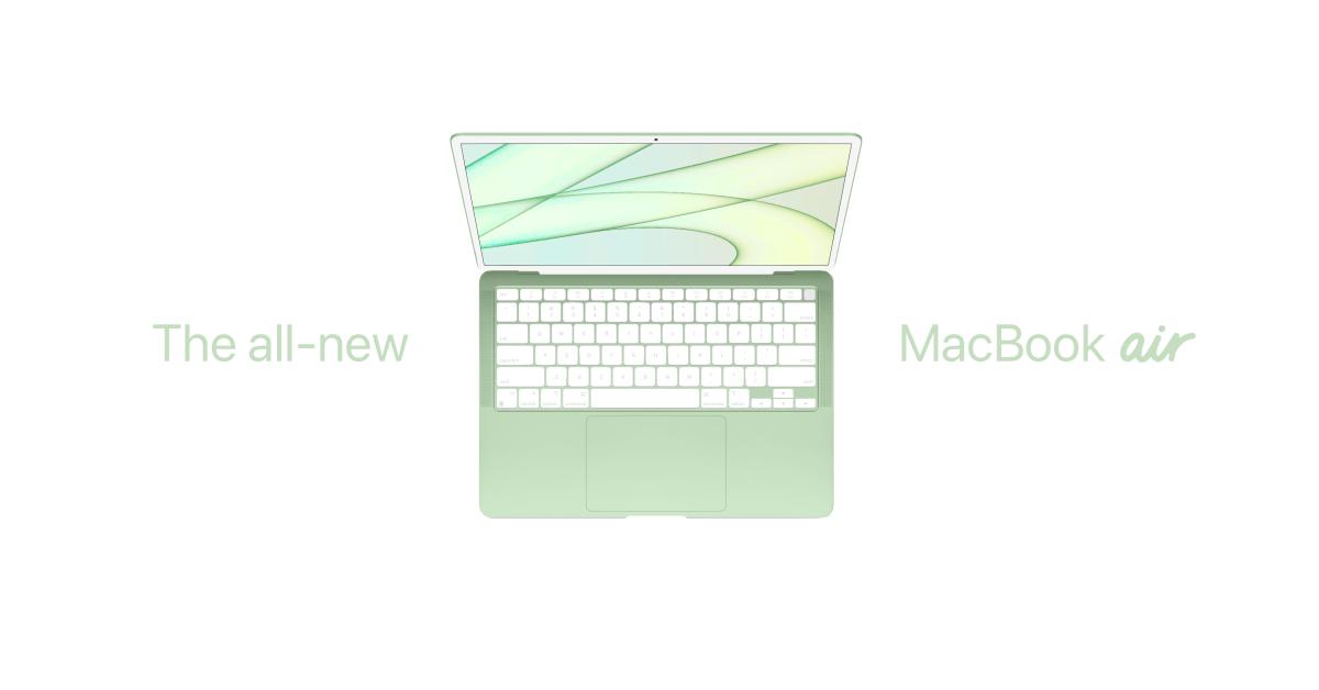 photo of Bloomberg: Apple prepares revamped MacBook Air with M1 successor image