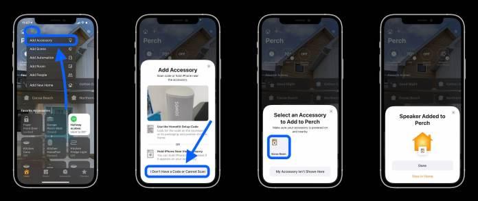 Home app and Siri setup