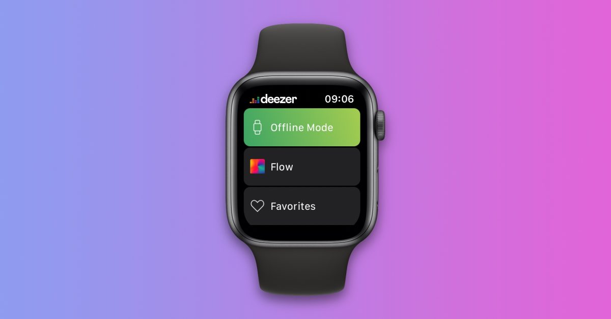 photo of Deezer revamps its Apple Watch app with offline listening and more image