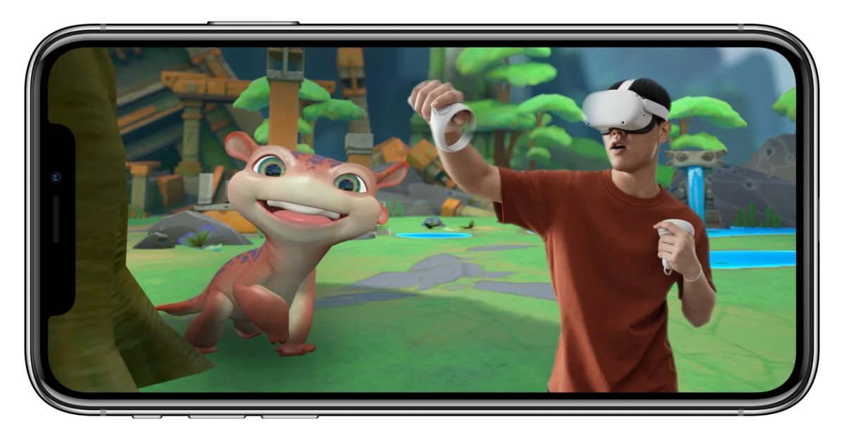 Oculus update set to enable impressive mixed reality capture on iPhone XS and later - 9to5Mac