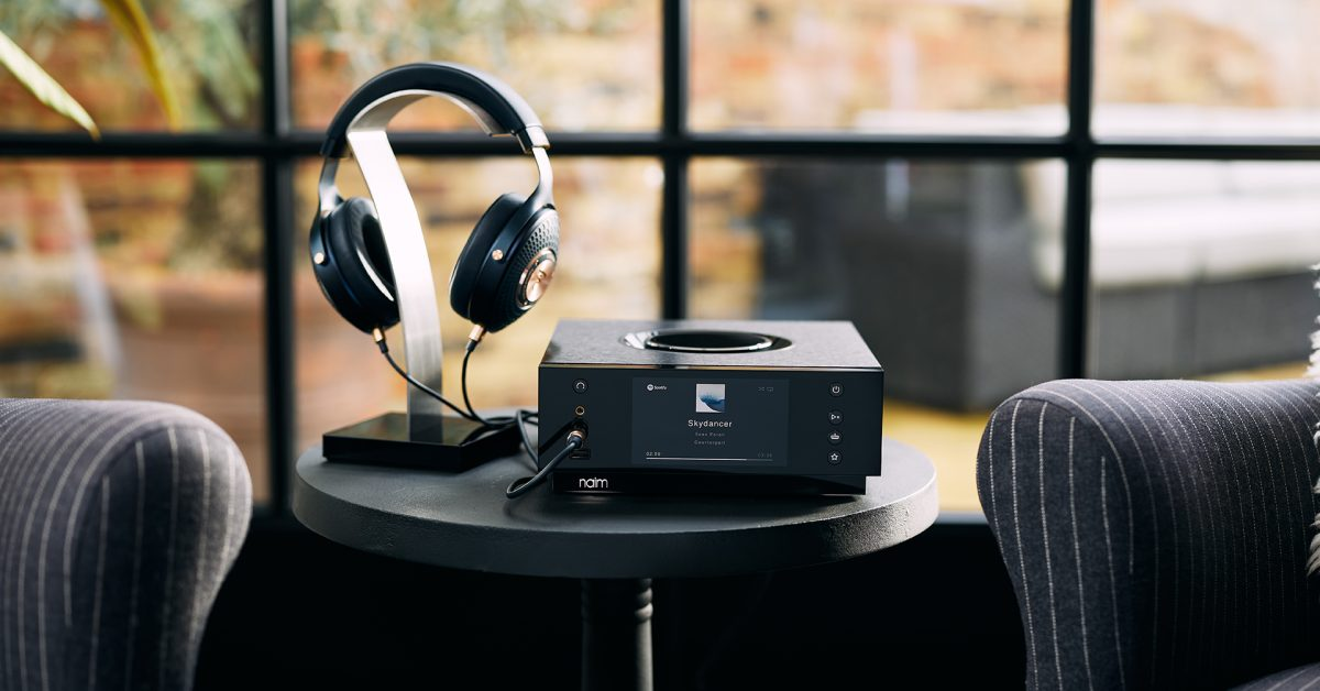 photo of Naim launches Uniti Atom Headphone Edition with AirPlay 2 support image