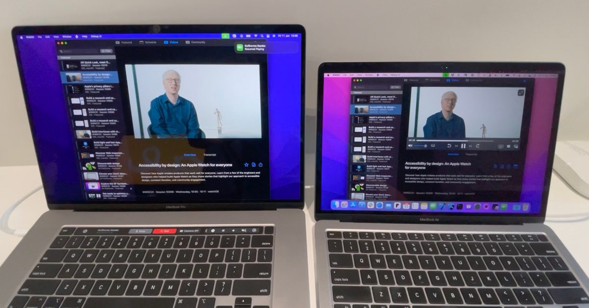 Unofficial WWDC app for Mac adds beta support for SharePlay — here's how it works - 9to5Mac