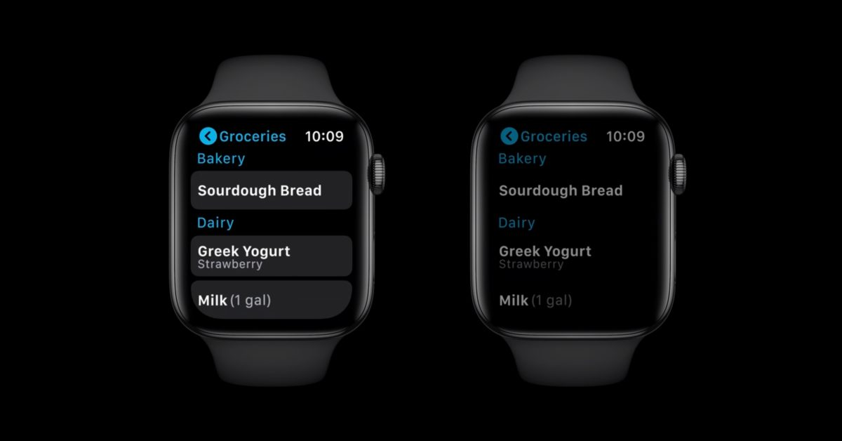Hands-on: watchOS 8 brings major always-on display upgrades for third-party and Apple apps - 9to5Mac