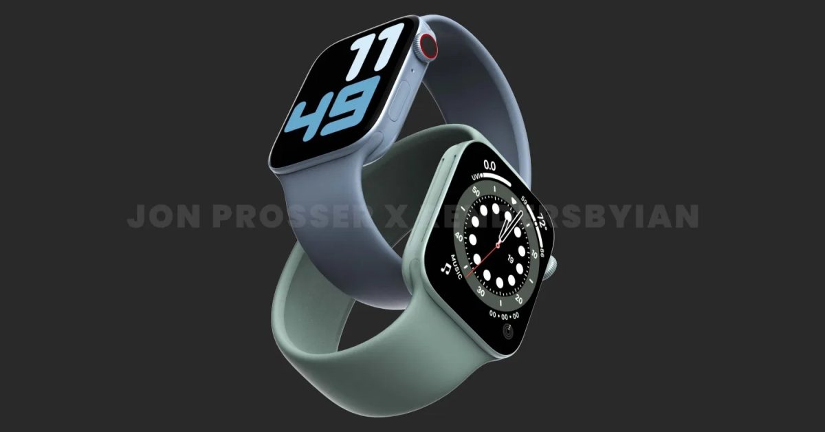 Bloomberg: Apple Watch Series 7 to feature thinner bezels around screen, Ultra Wideband, faster processor - 9to5Mac