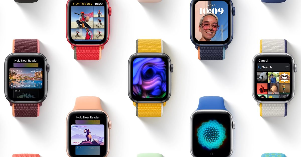 photo of How to install the watchOS 8 developer beta image