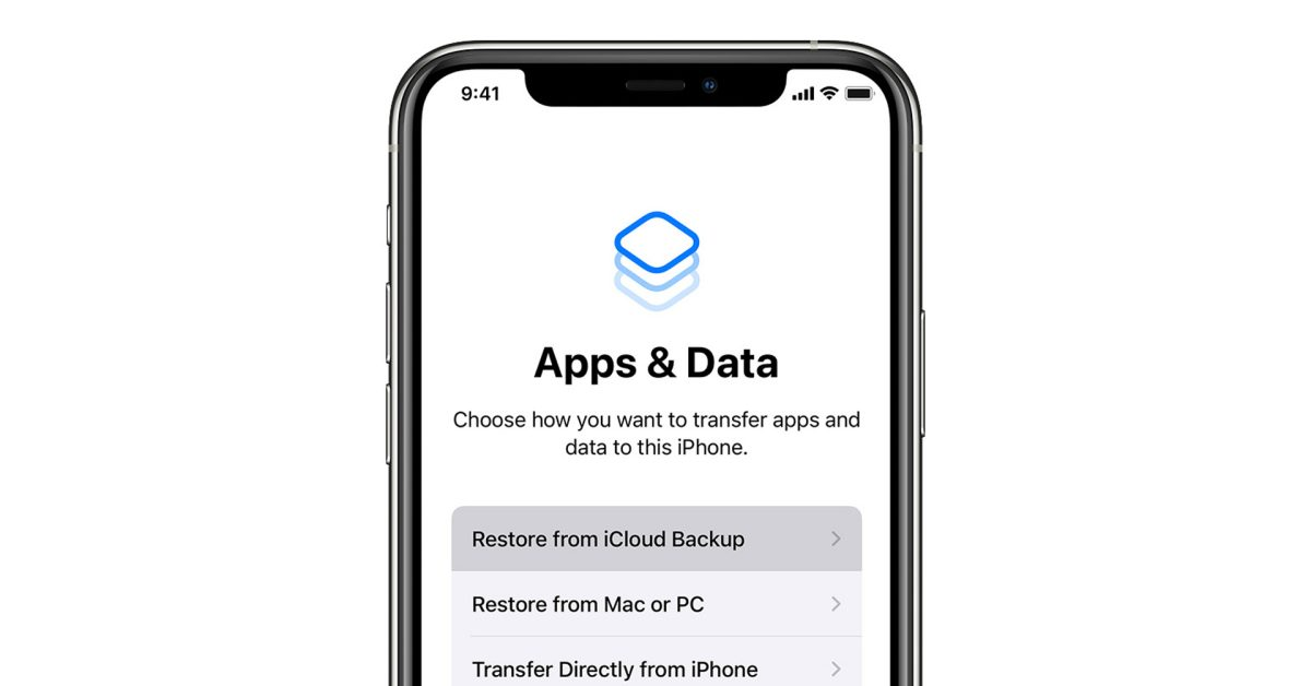 photo of iOS 15 will let users easily update to a beta release when restoring a device from backup image