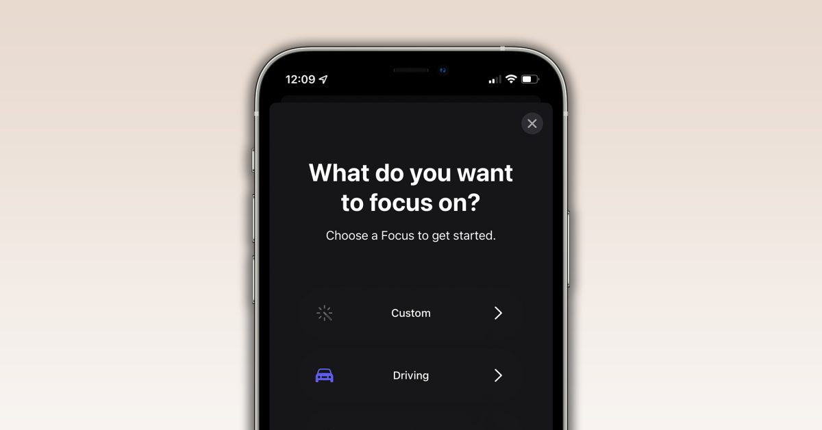 Opinion: Focus is the most important feature in iOS 15; here's how I'm using it