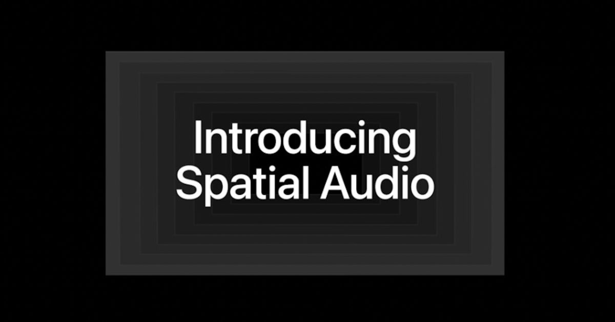 Apple Music teases Spatial Audio special event for June 7, scheduled for after WWDC keynote - 9to5Mac