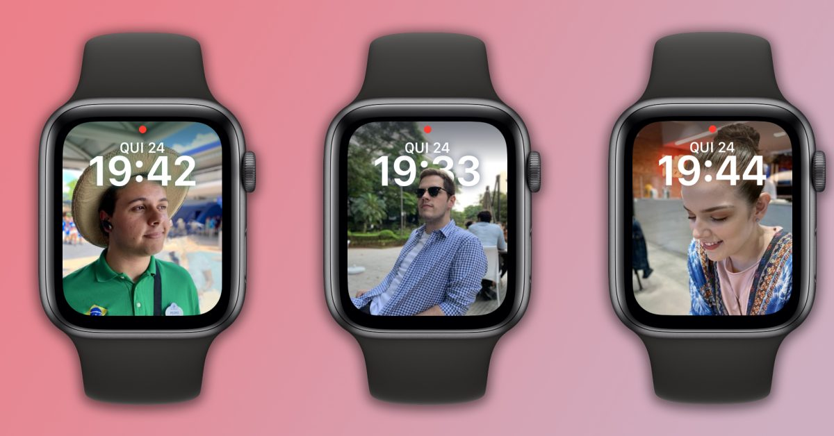 New 'Portraits' Watch Face now available in watchOS 8 beta 2 - 9to5Mac