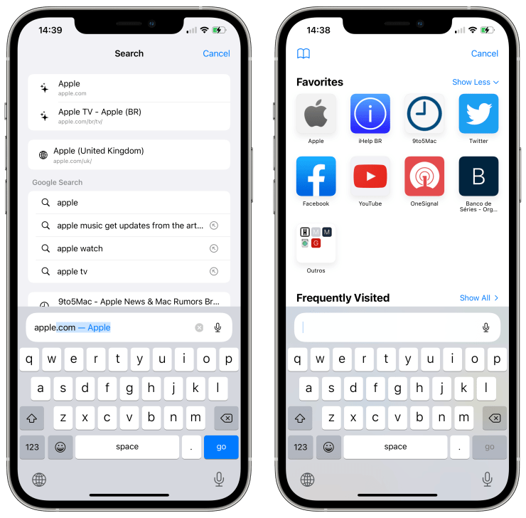 iOS 15 beta 3 tweaks controversial Safari redesign with new address bar, reload button